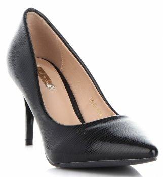 Elegantní Dámské Lodičky Bellucci Lakované černé