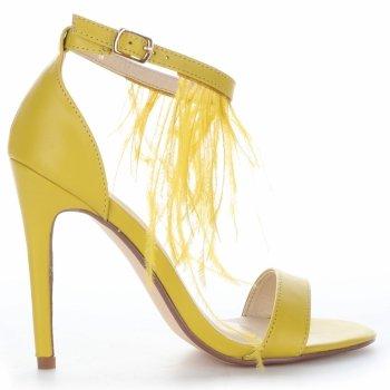 Sergio Todzi dámské polobotky žluté