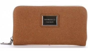 Dámská peněženka Diana&Co Firenze hnědý