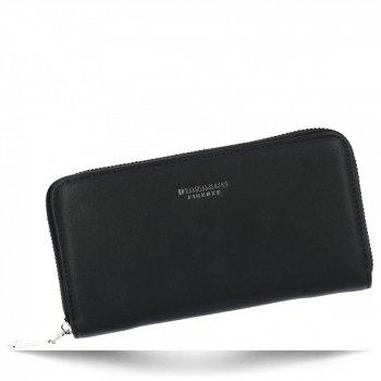 Diana&Co Univerzální Dámská Peněženka XL Černá