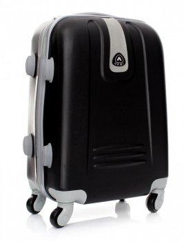 Palubní kufřík Or&Mi 4 kolečka černá