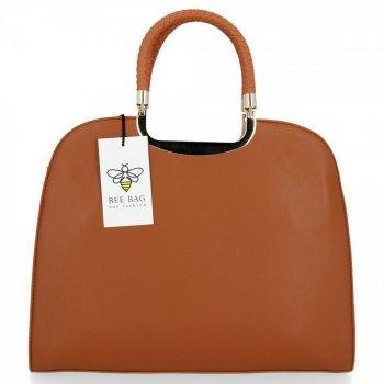 BEE Bag Elegantná taška dámska taška Amanda Červená