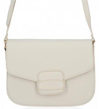 Elegantná dámska taška na messenger pre všetky príležitosti od Herisson light beige
