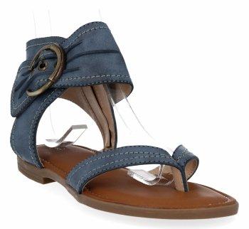 Tmavo modré univerzálne Dámske sandále od Lady Glory