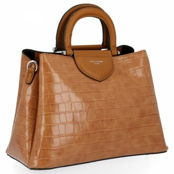 Dámska taška s tromi bunkami, taška so zvieracím vzorom David Jones Ryšavka
