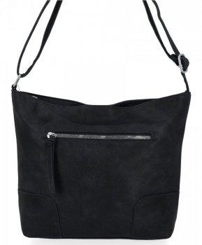 Univerzálna Dámska príležitostná taška Herisson čierny
