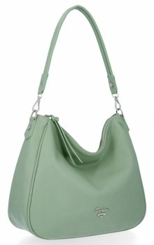 Univerzálne dámske tašky David Jones svetlo zelené