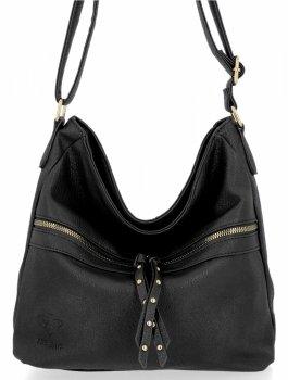 Univerzálna dámska taška Emilia čierny