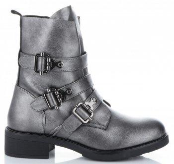 Univerzálne Dámske členkové topánky značky Lady Glory gray