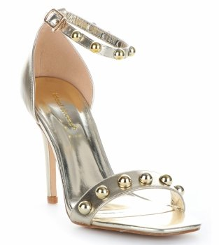 Elegantné Dámske ihlové topánky Lac Zloty