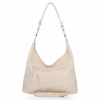BEE BAG univerzálne dámske ležérne tašky Laida Beige