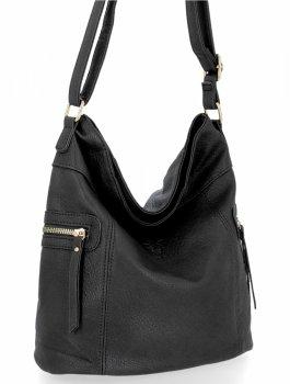 BEE Bag univerzálne Dámske tašky veľké tašky Ivy čierny