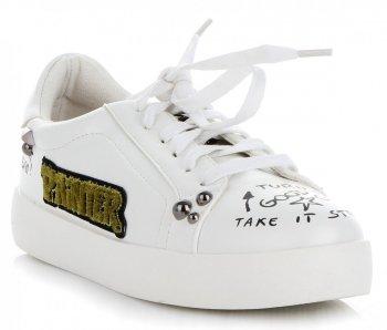 Dámske tenisky s módnym dizajnom od ideálnej bielej topánky