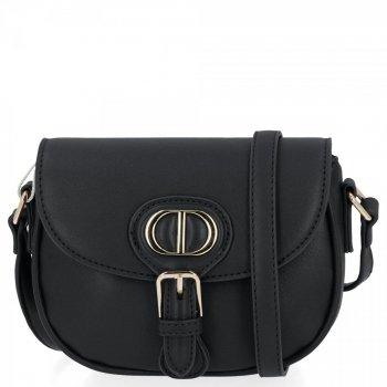 Univerzálne dámske tašky malé crossbody tašky od Herisson čierny