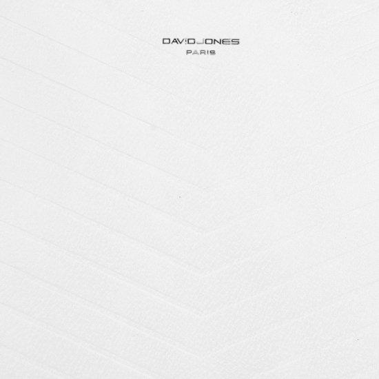 Módní Kabelka Listonoška David Jones Bílá