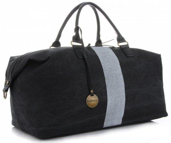 Firmowe Torby Podróżne XL marki Diana&Co Czarna