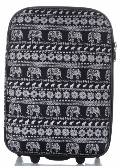 Walizki David Jones Zestaw 4 w 1 Aztec Słoń