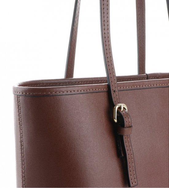 7133e562b2755 Klasyczne Torebki Skórzane Genuine Leather Brązowa - Panitorbalska.pl