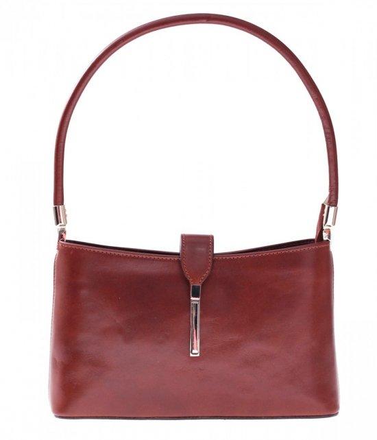 Klasické a elegantné hnedé kožené tašky