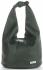 Vittoria Gotti Made in Italy Modny Shopper XL Uniwersalna Torba Skórzana na co dzień Butelkowa Zieleń