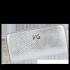 Luksusowe Skórzane Portfele Damskie firmy Vittoria Gotti Made in Italy Srebrny