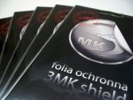 3MK SHIELD SUPERMOCNA FOLIA OCHRONNA DO HTC WINDOWS PHONE 8X (2 szt.)