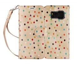 FYY Samsung Galaxy S8 - Etui book case ze smyczką