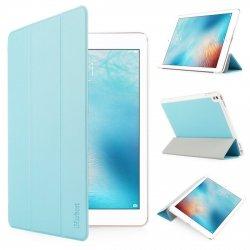 iHarbort etui z funkcją podstawki oraz usypiania i wybudzania iPad PRO 9.7 (2016) light blue
