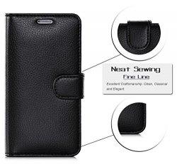FYY Samsung Galaxy S6 - Etui book case (black)