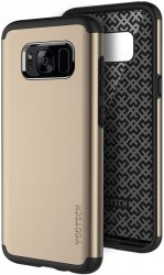 YOOTECH Shockproof Protective Dual Layer CASE Etui Slim Armor Samsung Galaxy S8 (gold)