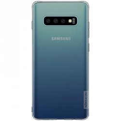 NILLKIN NATURE ETUI SLIM CASE - Samsung Galaxy S10+ (GREY)