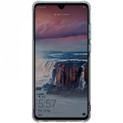 NILLKIN NATURE ETUI SLIM CASE - HUAWEI P30 (grey)