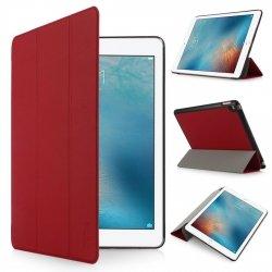 iHarbort etui z funkcją podstawki oraz usypiania i wybudzania iPad PRO 9.7 (2016) czerwony