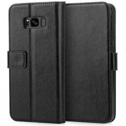 Caseflex Etui Futerał Wallet Case Samsung Galaxy S8 PLUS S8+ (czarny)