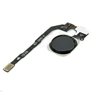 HOME button taśma flex przyciesk iPhone 5S czarny