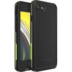 Lifeproof FRE- wodoszczelna obudowa ochronna do iPhone 7/8 (czarno-zielona)