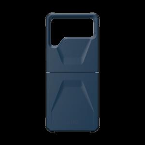 UAG Civilian - obudowa ochronna do Samsung Galaxy Flip 3 (granatowa)