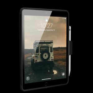 UAG Scout - obudowa ochronna do iPad 10.2 7&8G z uchwytem na Apple Pencil (wersja OEM)