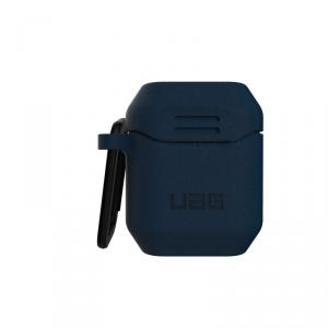 UAG V2 - obudowa silikonowa do Airpods 1/2 (granatowa)