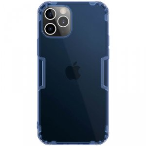 NILLKIN NATURE ETUI CASE iPhone 12 PRO MAX 6.7 - BLUE