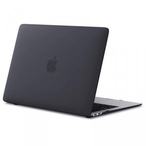 TECH-PROTECT SMARTSHELL MACBOOK AIR 13 2018-2020 MATTE BLACK