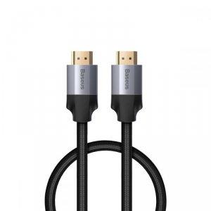 BASEUS 4K HDMI TO HDMI CABLE 100CM DARK GREY