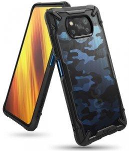 RINGKE FUSION X XIAOMI POCO X3 PRO/X3 NFC CAMO BLACK