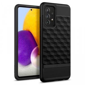 CASEOLOGY PARALLAX GALAXY A72 MATTE BLACK