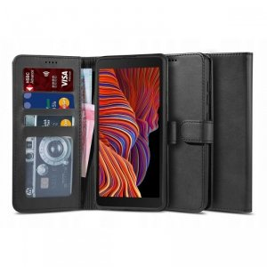 """TECH-PROTECT WALLET """"2"""" GALAXY XCOVER 5 BLACK"""