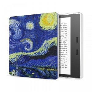 TECH-PROTECT SMARTCASE KINDLE OASIS 2/3 STARRY NIGHT