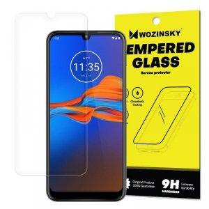 Tempered Glass szkło hartowane 9H Motorola Moto E6 Plus (opakowanie – koperta)