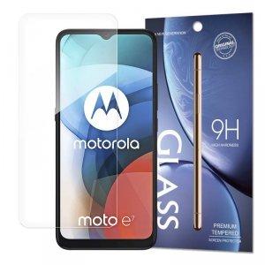 Tempered Glass szkło hartowane 9H Motorola Moto E7 (opakowanie – koperta)