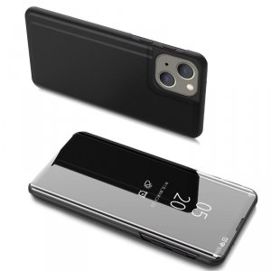 Clear View Case futerał etui z klapką iPhone 13 mini czarny