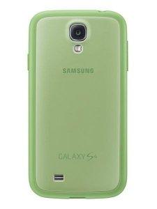 Etui SAMSUNG S4 I9500 protective cover EX7 zielone EF-PI950BCEG